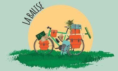 Visuel du projet La Balise : voyageurs mais pas figurants !