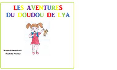 Project visual Edition de mon premier livre pour enfants