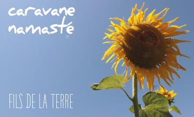 Visueel van project Caravane Namasté - Fils De La Terre