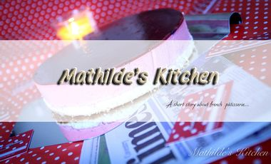 Project visual Mathilde's Kitchen - A short story about French pâtisserie