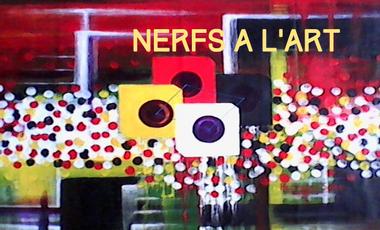 Visuel du projet Nerfs à l'art