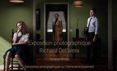 Visueel van project Exposition photographique Venetian Blinds