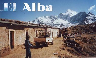 Visuel du projet EL ALBA, LES OMBRES ERRANTES