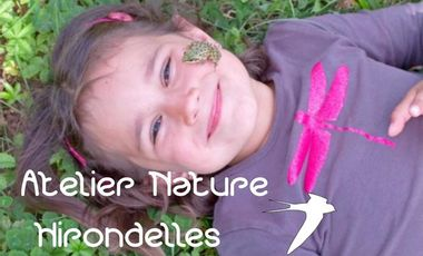 Project visual Ateliers Nature Hirondelles
