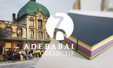 Visuel du projet Aidez nous à financer la foire Adebabaï de l'auto-édition et de l'image imprimée ! - Collectif Adebabaï -