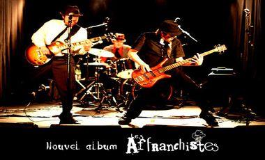 """Visueel van project Nouvel album """" LES AFFRANCHISTES """""""