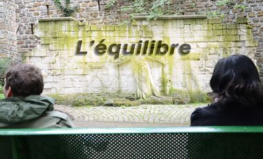"Project visual ""L'Equilibre"""