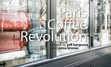 Visuel du projet Paris Coffee Revolution - The Book
