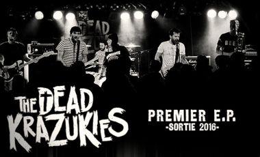 Project visual The Dead Krazukies // Premier EP