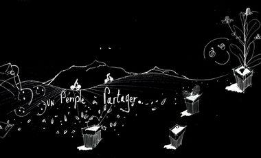 Visueel van project Un périple à partager