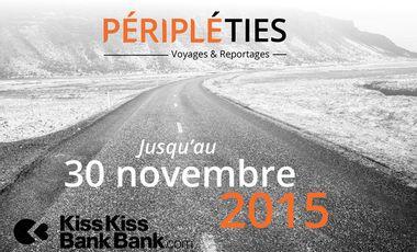 Visueel van project Péripléties : Voyages & Reportages