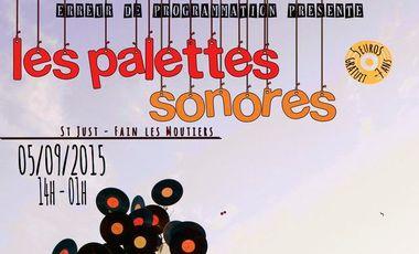 Visuel du projet Festival des Palettes Sonores
