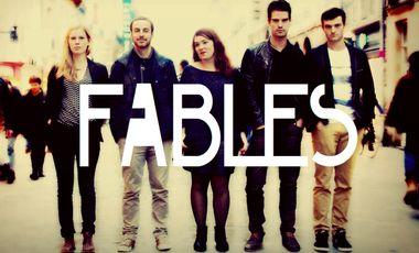 Visueel van project FABLES - Enregistrement 2nd EP !