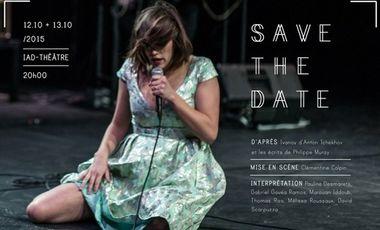 Visuel du projet SAVE THE DATE