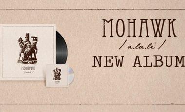 Visuel du projet MOHAWK New Album