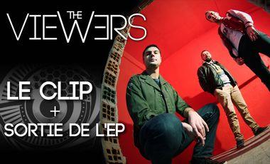 Visueel van project CLIP et EP The VieWers