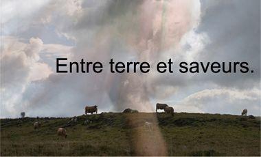 Visueel van project Entre terre et saveurs.