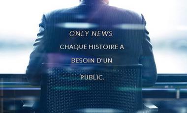 Visuel du projet ONLY NEWS - Le film