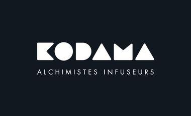 Project visual Kodama - Bar à thés