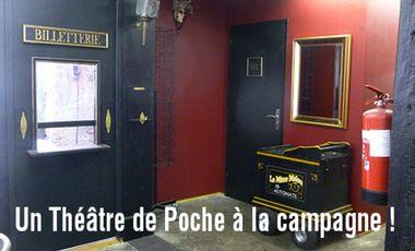 Project visual Théâtre de Poche à la campagne