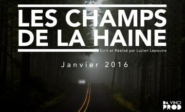 Visueel van project Les Champs de la haine