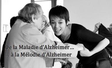 Visuel du projet De la Maladie d'Alzheimer... à la Mélodie d'Alzheimer