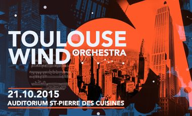 Project visual Toulouse Wind Orchestra