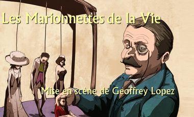 Visueel van project Les Marionnettes de la Vie