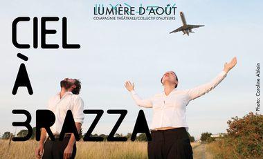 Project visual Ciel à Brazza