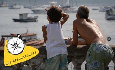 Visueel van project Les Déboussolées