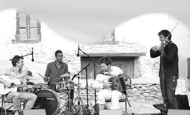 Visuel du projet Premier album de Folk You