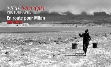 Project visual Mangin au MIA ! Où ? À Milano