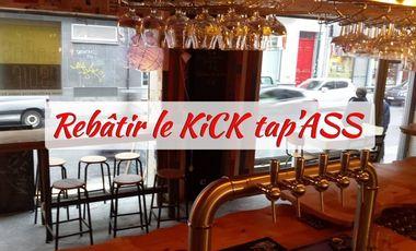 Visueel van project Rebâtir le KICK tap'ASS