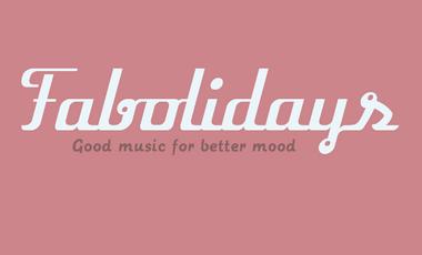 Visueel van project Fabolidays - 1er album et concert