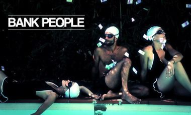 Project visual Bank People