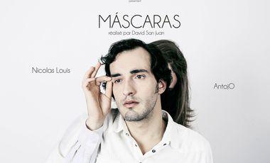 Visueel van project Máscaras