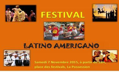 Visueel van project Festival Latino Americano