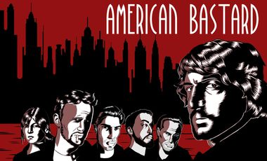 Visueel van project American Bastard, le spectacle