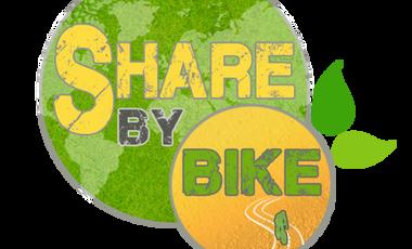 Visuel du projet Share by bike