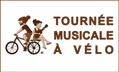 Project visual Tournée musicale à vélo