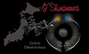 "Visueel van project ""Ô Shimamoura"" - roman graphique"