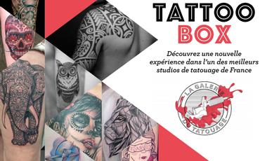Visueel van project Tattoo Box