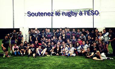 Visueel van project Habillez nos rugbymen pour l'hiver