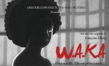 Visuel du projet W.A.K.A (Woman Acts for her Kid Adam)