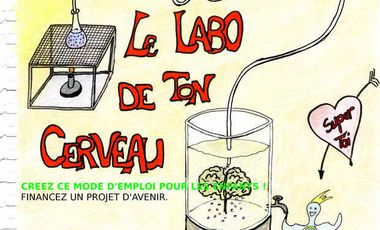 Project visual Le Labo de TON Cerveau