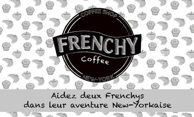 Visueel van project Frenchy Coffee NYC