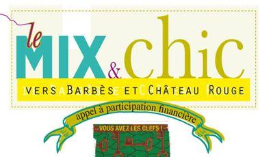 Visuel du projet le mix&chic de Barbès Château Rouge