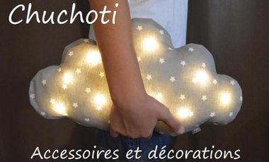 Visuel du projet Chuchoti - Accessoires et Décorations pour enfants