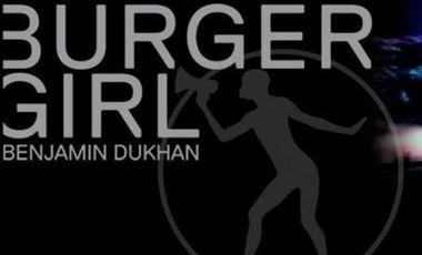 Visueel van project THE BURGER GIRL/ NEW VIDEO CLIP FUNDRAISING
