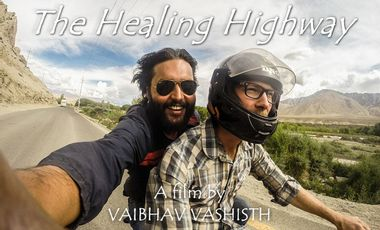 """Project visual """"The Healing Highway"""""""